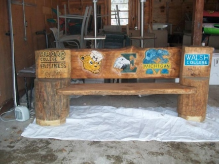 Bench of Colleges