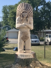 Big Reds Native American