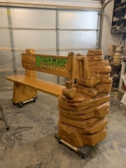 Lester Brothers Bench